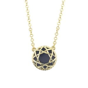 Auric Zoey 18ct Gold Pendant Necklace