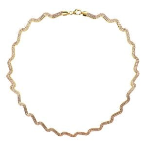 Auric Cora 18ct Rose Gold Necklace