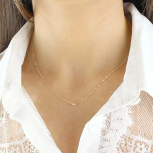 Gia Maya 18ct Gold Necklace