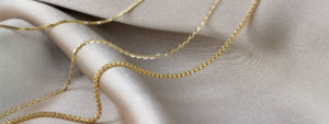 18ct Solid Gold Chains