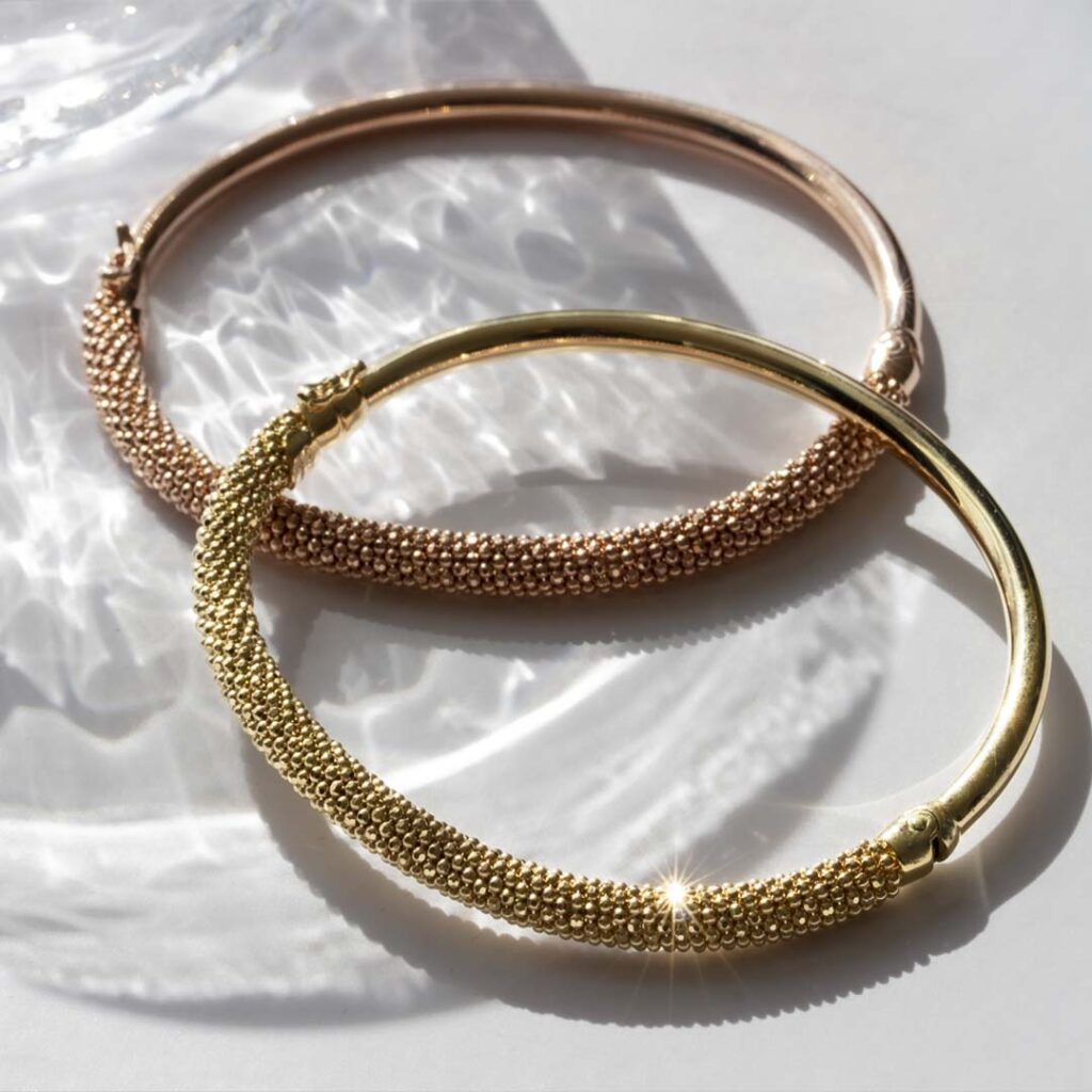 Auric Jewellery Signature 18ct Gold Jewellery Collection