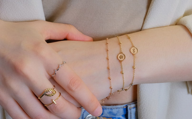 Pink Gold - Auric Jewellery